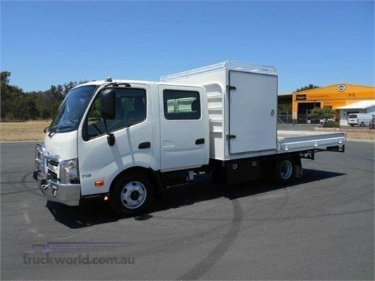 2016 Hino 300 Series 716 Medium - Truckworld.com.au - Trucks for Sale