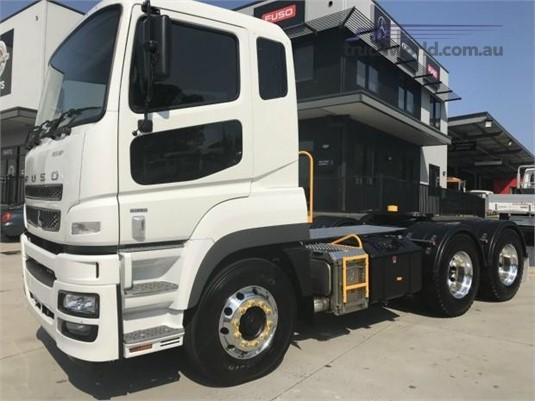 2018 Fuso FV54 Prime Mover truck for sale Stillwell Trucks The Truck