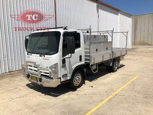 2014 Isuzu NPR 200 Tradepack Truck City - Trucks for Sale