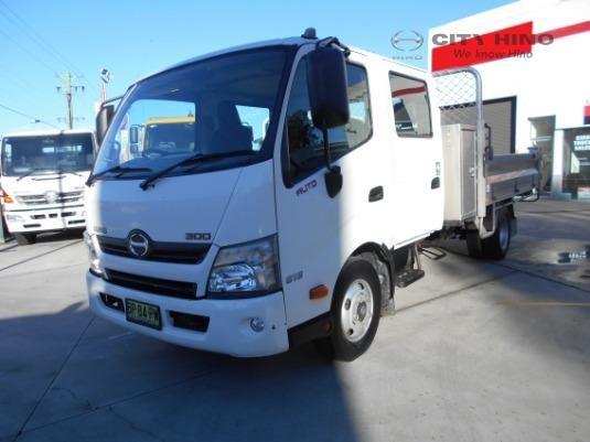 2011 Hino 300 Series 616 Auto City Hino - Trucks for Sale