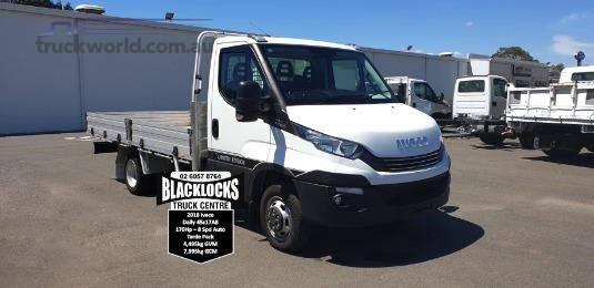 2018 Iveco Daily 45c17 170 Hi-Matic Trucks for Sale