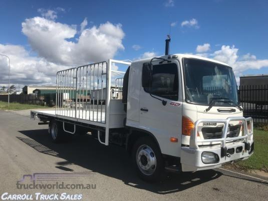 2007 Hino 500 Series 1227 GD - Truckworld.com.au - Trucks for Sale