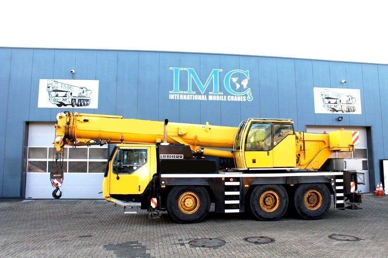 LIEBHERR LTM1045-3