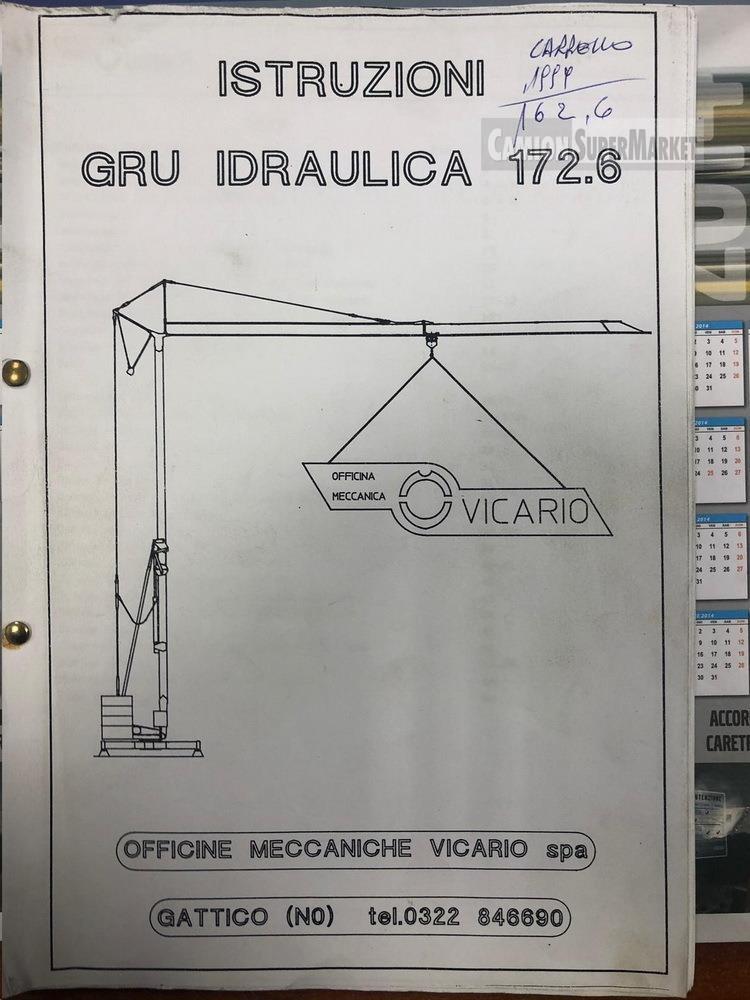 VICARIO GRU172.6 Usato 1994