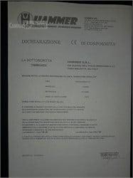HAMMER HS3200  Usato