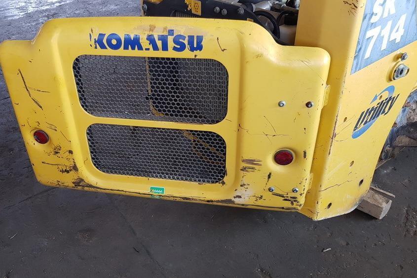 Komatsu SK714-5 Usato