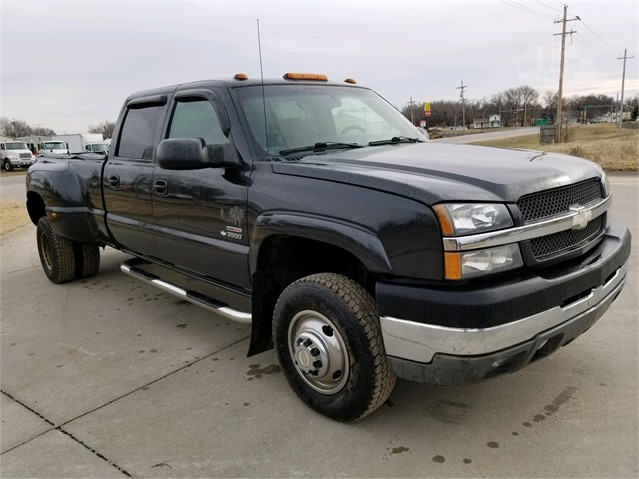 2003 CHEVROLET K3500 For Sale In Wamego, Kansas