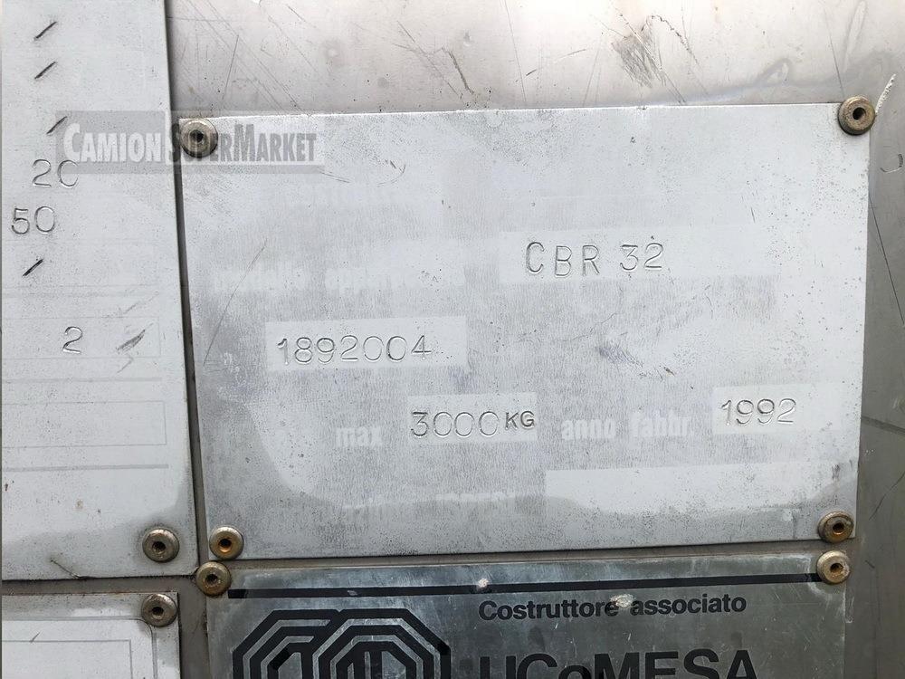 COMEDIL CBR32 Usato 1992 Lazio