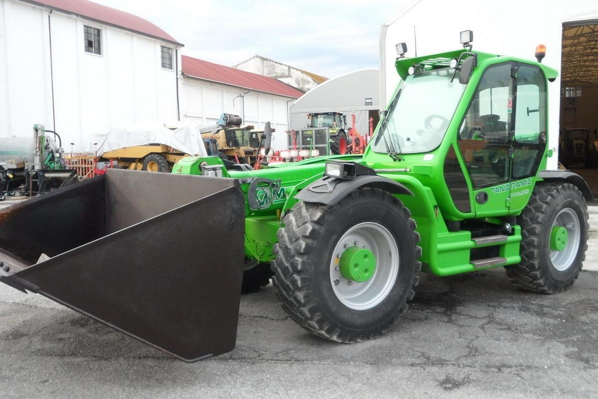 Merlo P75.9CS #Used