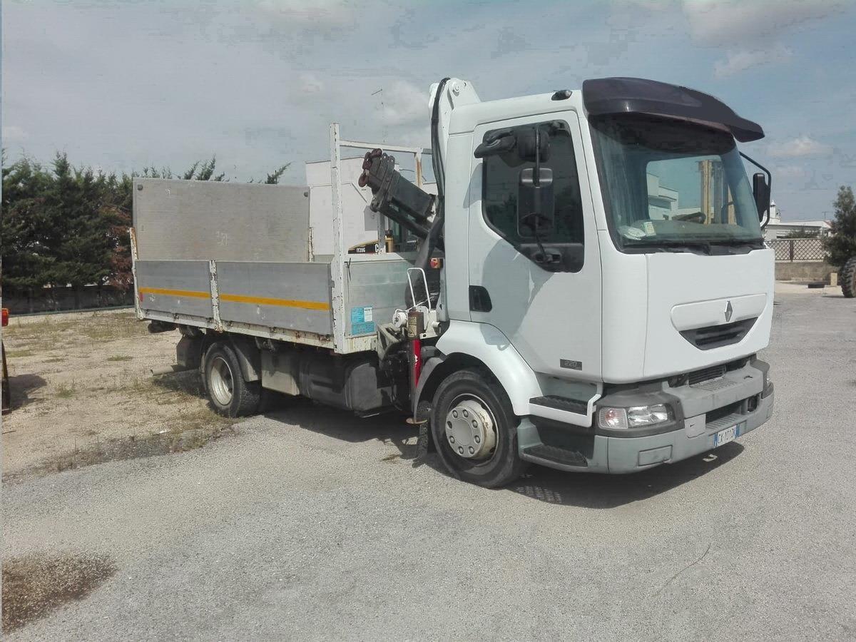 Renault MIDLUM 220 #Used