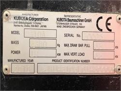 Kubota R310  Usato