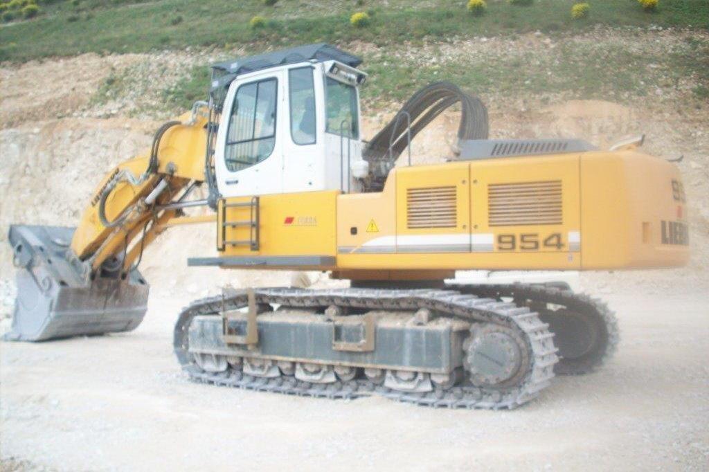 Liebherr R954CHD Usato