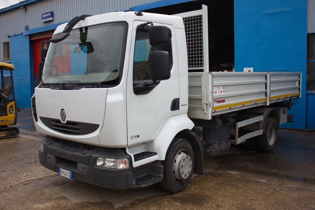 Renault MIDLUM 270 #Used