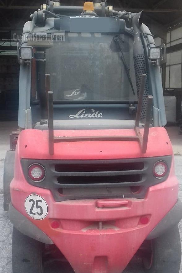 Linde H40D Usato 2011