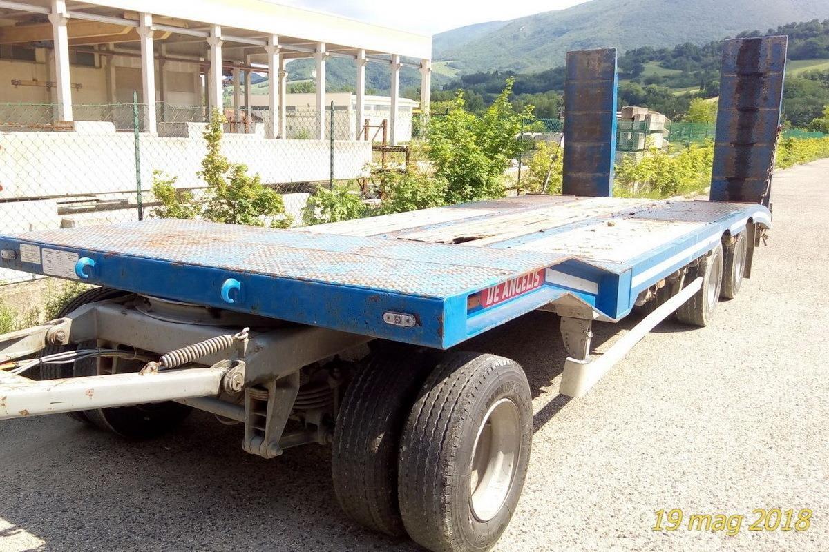 Annunci Rimorchio usati e nuovi in vendita su CamionSuperMarket 956c5c891400
