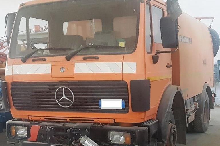 Mercedes-Benz 1414 Usato