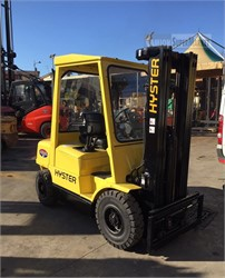 HYSTER H2.50XM  Usato