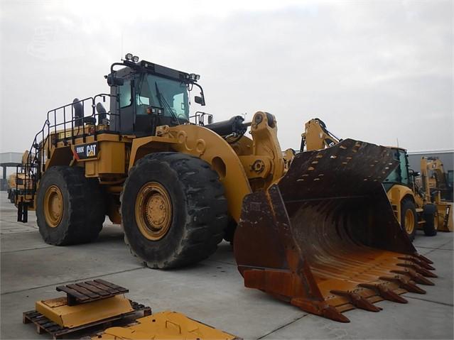 2014 CAT 990K For Sale In Nashville, Tennessee | MachineryTrader co uk