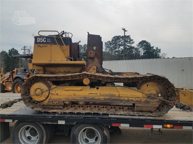 MachineryTrader com | CAT D5C III Dismantled Machines