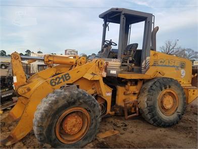 CASE 621B Dismantled Machines - 45 Listings
