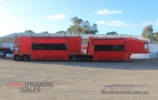 Car Carriers For Sale >> 2011 Custom Car Carrier Trailer Car Carriers Trailer For Sale Semi