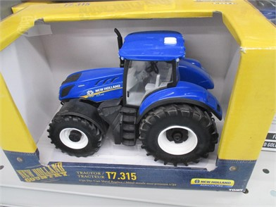 c663da489 TOY NEW HOLLAND T7 315 TRACTOR Other Items For Sale - 1 Listings ...