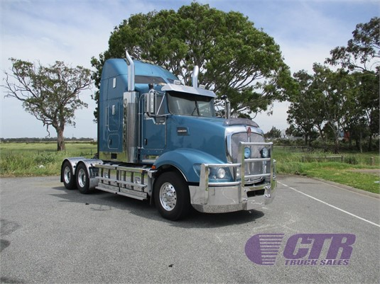 2013 Kenworth T609 CTR Truck Sales - Trucks for Sale