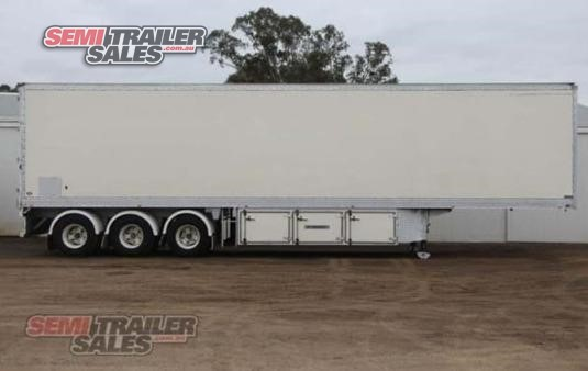 Custom 45FT Pantech Semi Trailer Semi Trailer Sales - Trailers for Sale