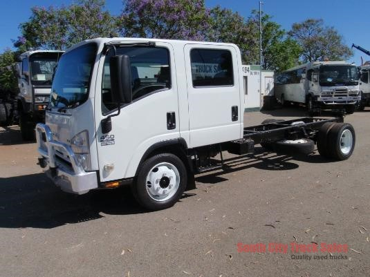 2010 Isuzu NQR 450 Crew Premium South City Truck Sales - Trucks for Sale