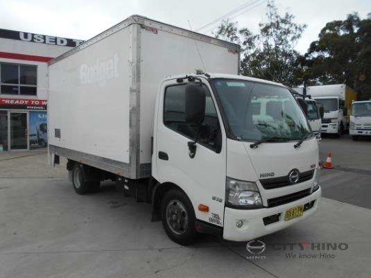 2013 Hino 300 Series 616 Auto City Hino - Trucks for Sale