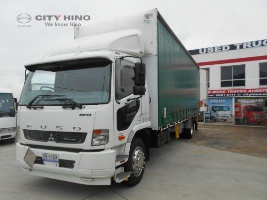 2014 Mitsubishi Fighter 1627 City Hino - Trucks for Sale