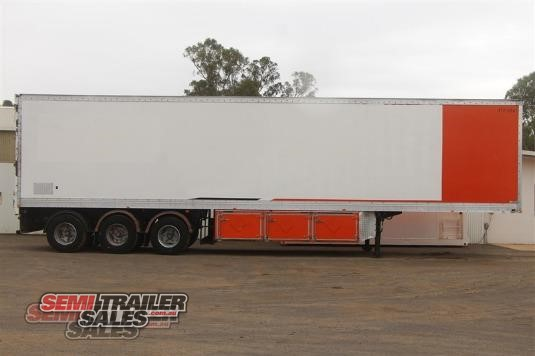 2000 Vawdrey 44FT 6 Inch Pantech Semi Trailer Semi Trailer Sales - Trailers for Sale