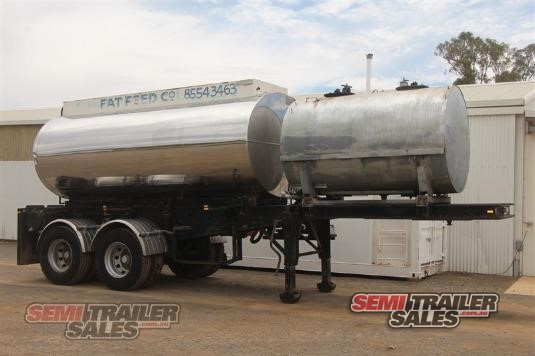 2004 Schultz Oil Tanker Semi Trailer Semi Trailer Sales - Trailers for Sale