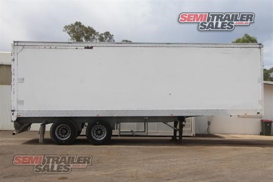 1999 Vawdrey 32FT 8 Inch Pantech Semi Trailer Semi Trailer Sales - Trailers for Sale