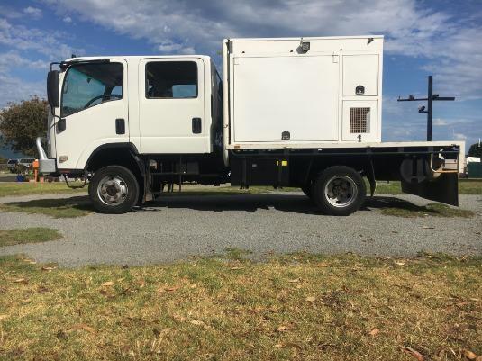2008 Isuzu NPS300 4x4|Camper Truck|Dual Cab