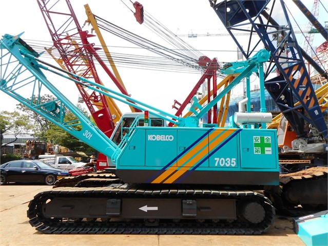 KOBELCO 7035 For Sale In Singapore, N/A Singapore | MarketBook ca