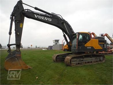 VOLVO Excavators For Rent - 133 Listings | RentalYard com