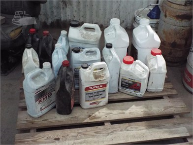 OILS AND Other Auction Results - 1 Listings