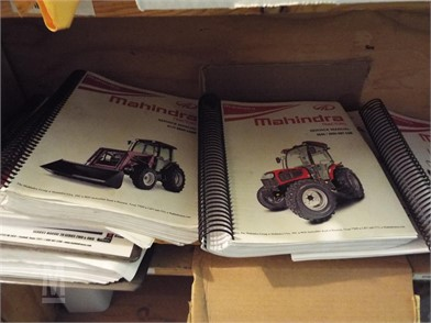 Mahindra Manuals Auction Results - 1 Listings | MarketBook bz - Page