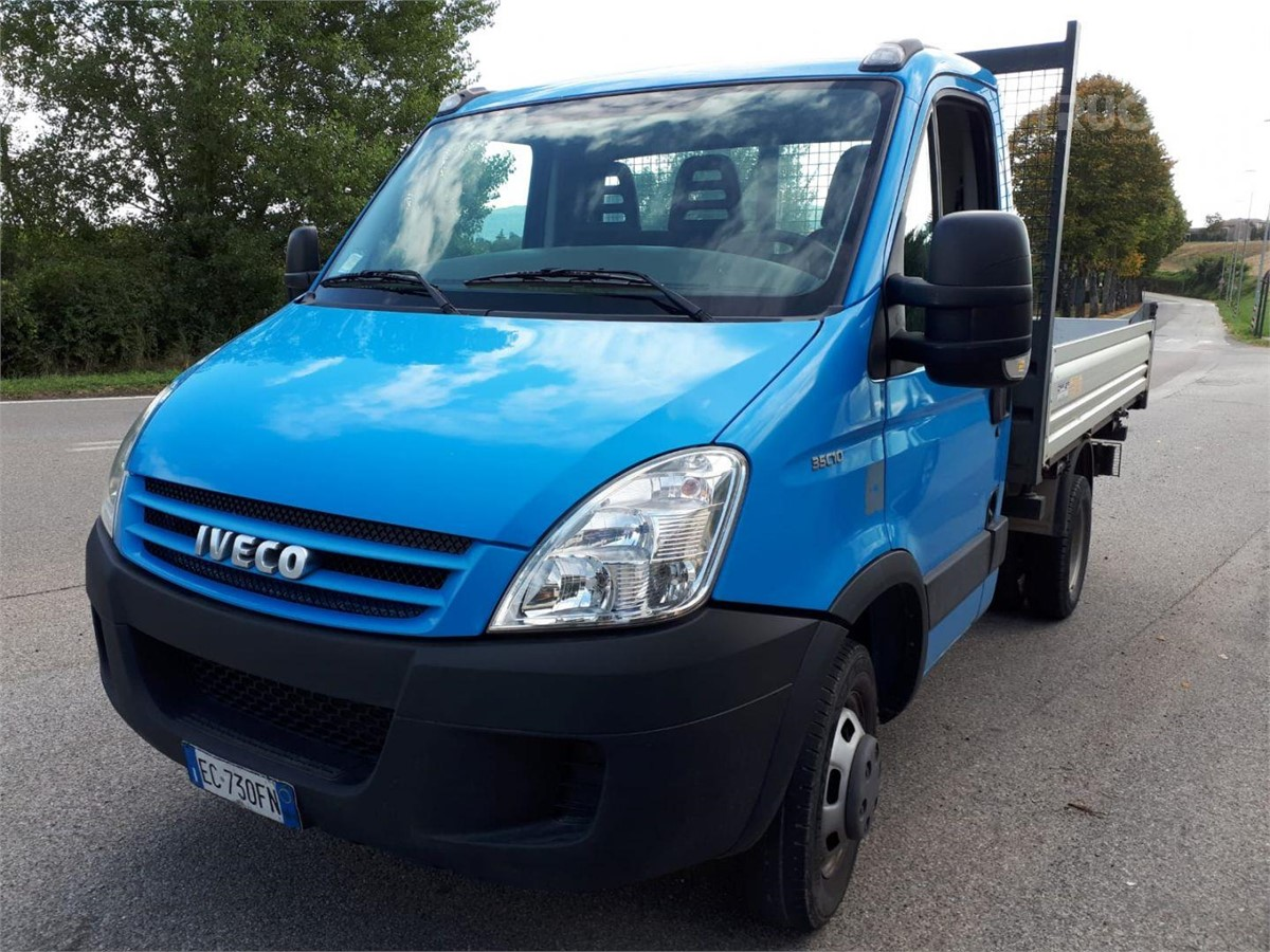 IVECO DAILY 35C10