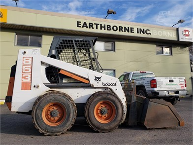 BOBCAT 853 For Sale - 11 Listings | MachineryTrader com - Page 1 of 1