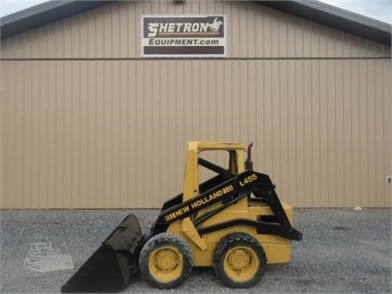 NEW HOLLAND L445 Auction Results In USA - 6 Listings ... on