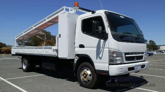 2009 Mitsubishi Canter FE85DG Truck Traders WA - Trucks for Sale