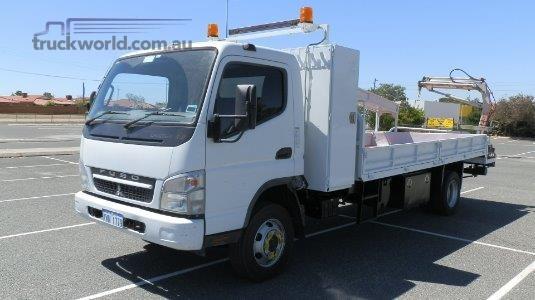 2009 Mitsubishi Canter FE85DG Truck Traders WA - Trucks for Sale