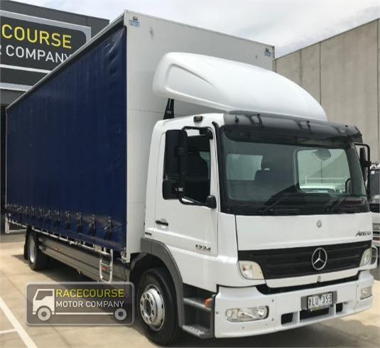 2008 Mercedes Benz Atego Racecourse Motor Company - Trucks for Sale