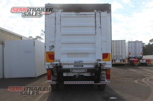1996 Maxi Cube 45FT Pantech Semi Trailer with Tailgate Lift Semi Trailer Sales - Trailers for Sale