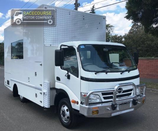 2010 Hino 300 Series Racecourse Motor Company - Trucks for Sale