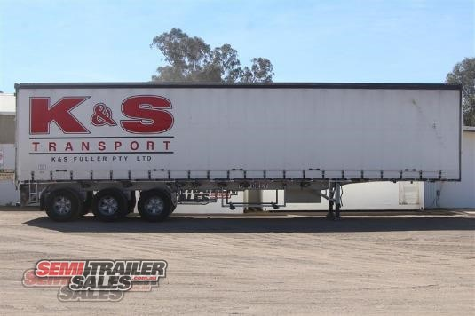 2001 Vawdrey 45FT Curtainsider Semi Trailer Semi Trailer Sales - Trailers for Sale