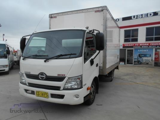 2013 Hino 300 Series 616 Auto Trucks for Sale
