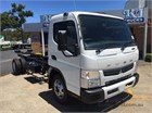 Fuso Canter 815 4x2|Cab Chassis